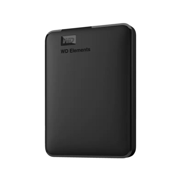 WD Elements™, 2 TB HDD, 2.5 Zoll, extern