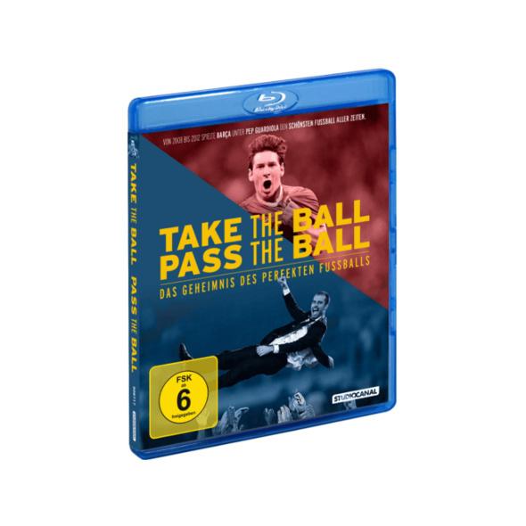 TAKE THE BALL PASS THE BALL (Blu-Ray) - (Blu-ray)