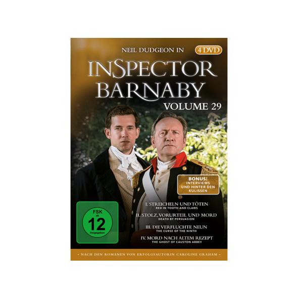 Inspector Barnaby-Vol.29 - (DVD)
