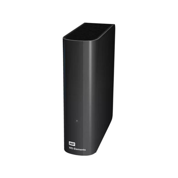 WD Elements™ , 10 TB, 3.5 Zoll, Desktop-Festplatte, Schwarz