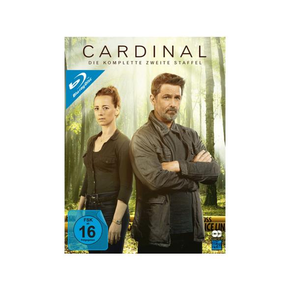 Cardinal - 2. Staffel - (Blu-ray)