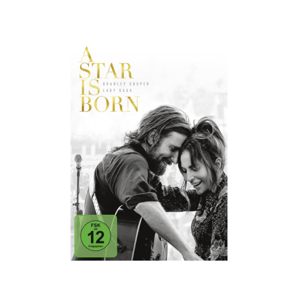 A Star Is Born - (DVD)