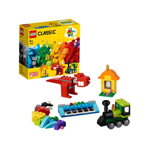 LEGO Bausteine - Erster Bauspaß Bausatz, Mehrfarbig