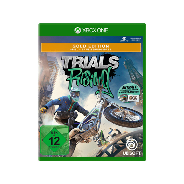 Trials Rising - Gold Edition - Xbox One