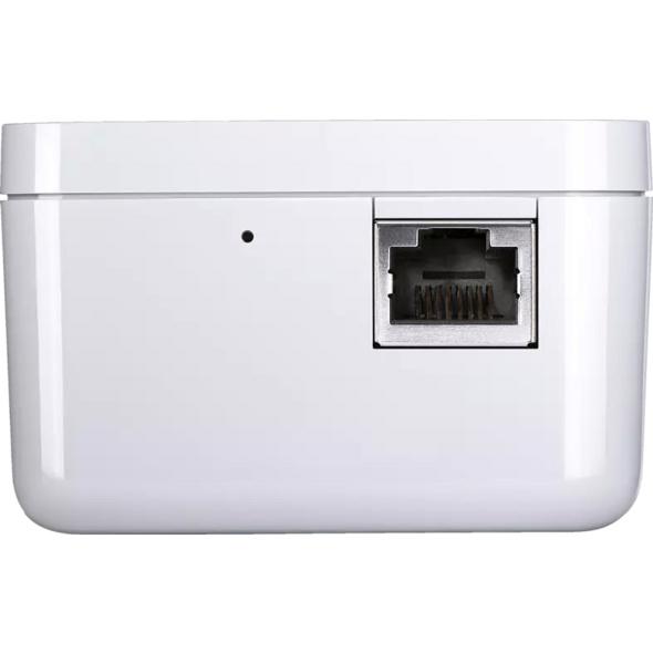 Powerline Adapter DEVOLO devolo 9834 dLAN 550+ WiFi Starter Kit Powerline 500 kbit/s Kabellos und Kabelgebunden