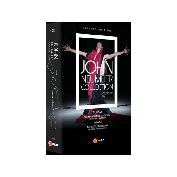 Hamburg Ballet/San Francisco Ballet - John Neumeier Collection - (DVD)