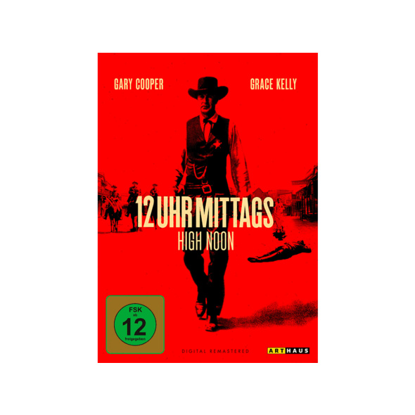 12 Uhr Mittags-High Noon/Digital Remastered - (DVD)