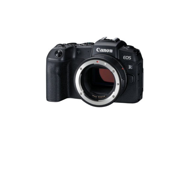 CANON EOS RP Gehäuse Kit Systemkamera 26.2 Megapixel  , 7.5 cm Display   Touchscreen, WLAN