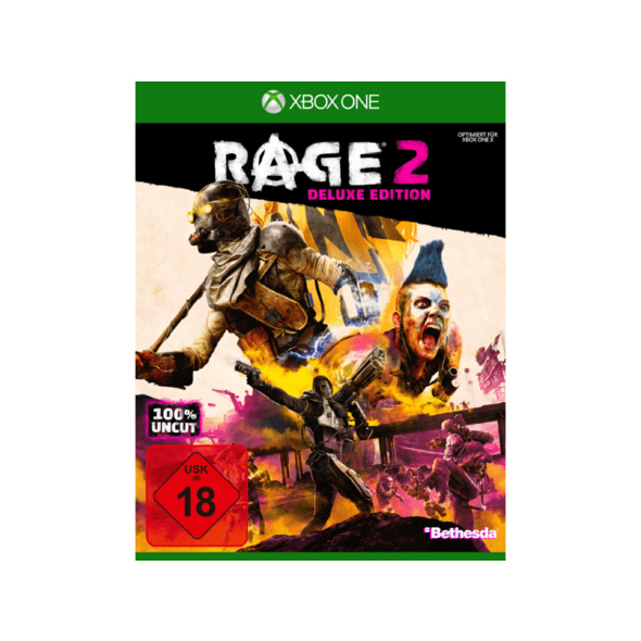 Rage 2 Deluxe Edition - Xbox One