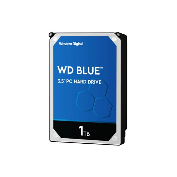 WD Blue™, 1 TB HDD, 3.5 Zoll, intern
