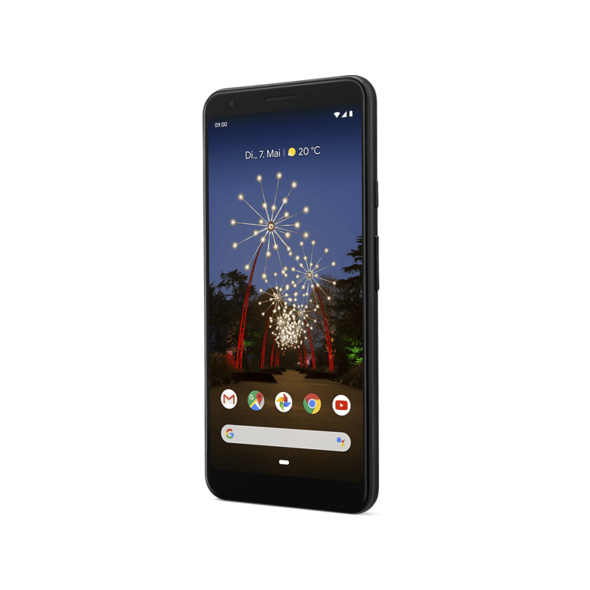 GOOGLE Pixel 3a XL, 64 GB, Just Black