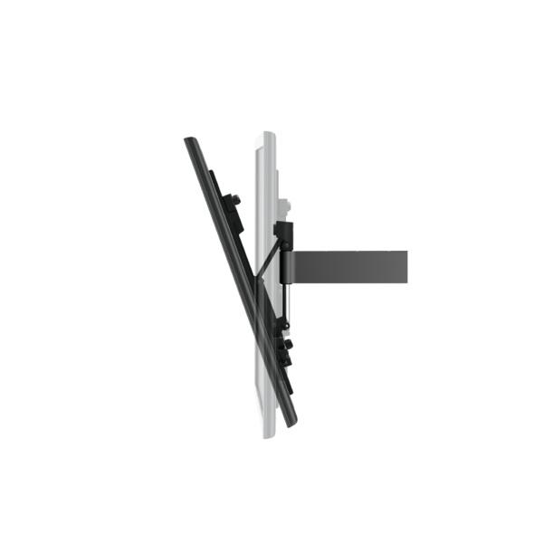 VOGEL?S Wall 3225, Wandhalterung, max. 55 Zoll, Schwenkbar, Neigbar, Schwarz