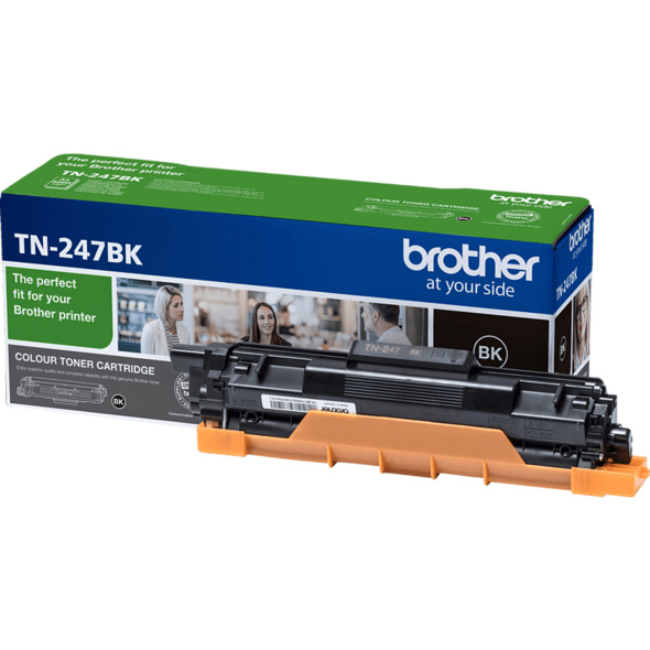 BROTHER TN-247BK Original Toner Schwarz