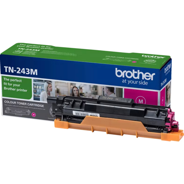 BROTHER TN-243M Original Toner Magenta