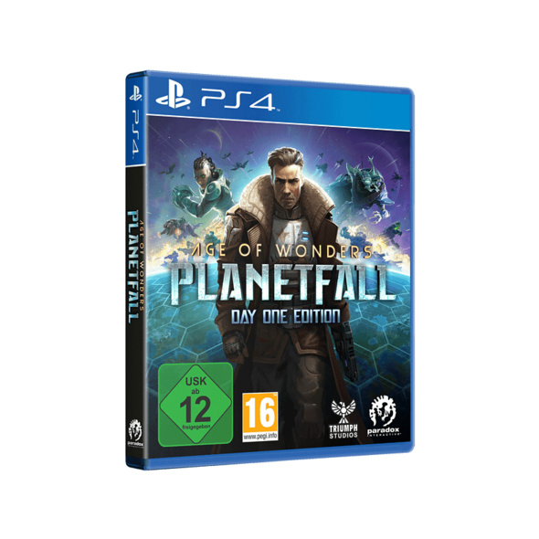 Age of Wonders: Planetfall Day One Edition - PlayStation 4