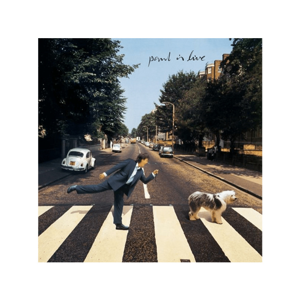 Paul McCartney - Paul is Live - (CD)