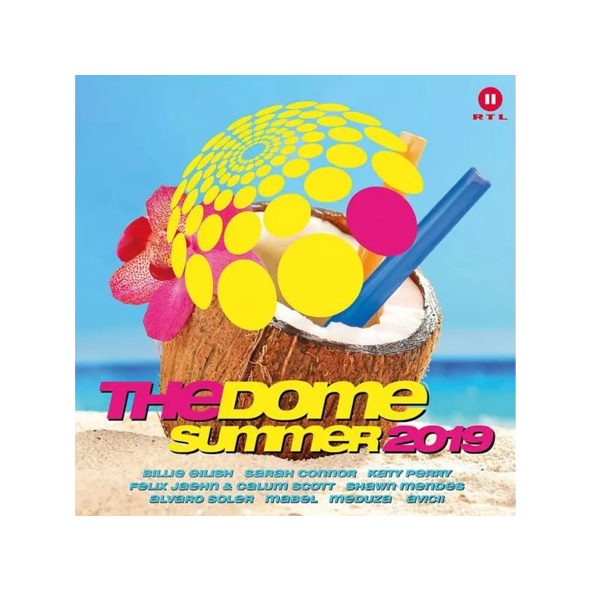 VARIOUS - The Dome Summer 2019 - (CD)