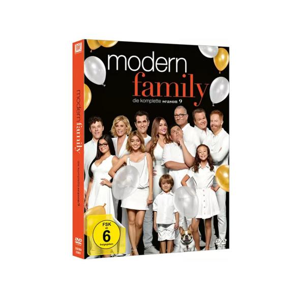 Modern Family - Season 9 - (DVD)