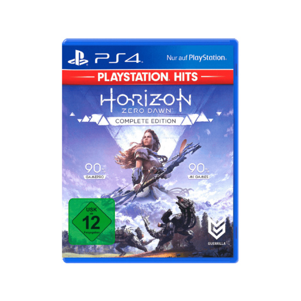 PlayStation Hits: Horizon Zero Dawn Complete Edition - PlayStation 4