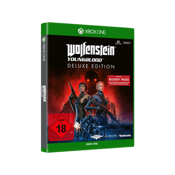 Wolfenstein Youngblood - Deluxe Edition - Xbox One