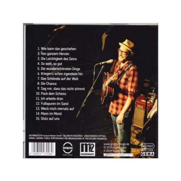 Gregor & Band Meyle - Gregor Meyle & Band-absolut Live - (CD)