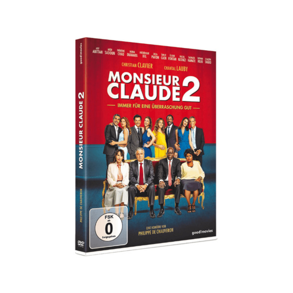 Monsieur Claude 2 - (DVD)