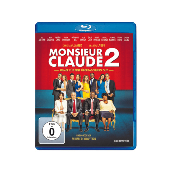 Monsieur Claude 2 - (Blu-ray)