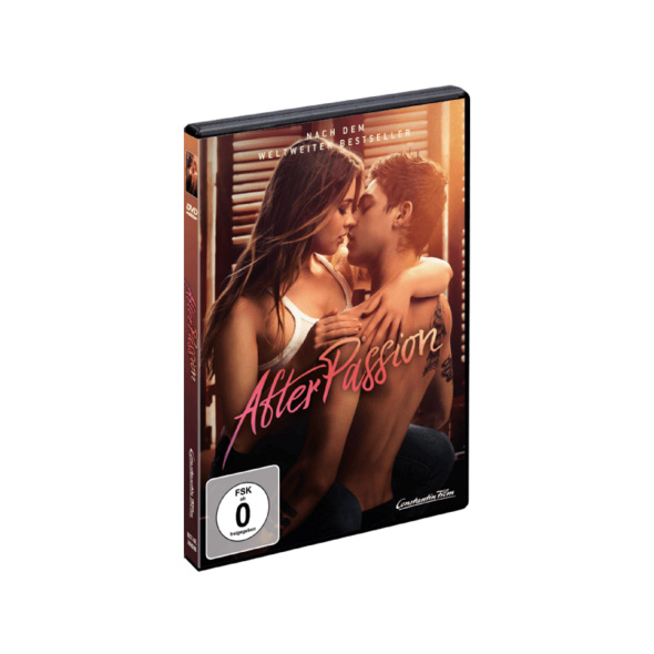 After Passion - (DVD)