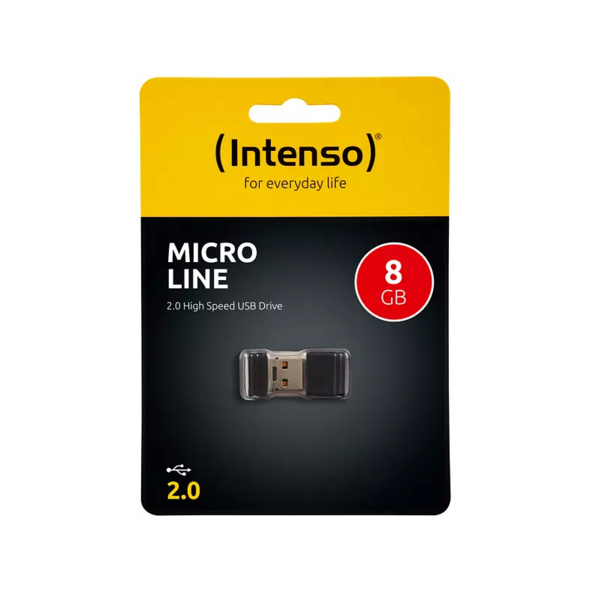 INTENSO 3500460 Micro Line, 8 GB
