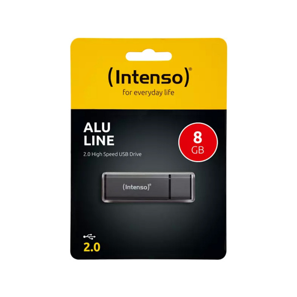 INTENSO Alu Line, 8 GB