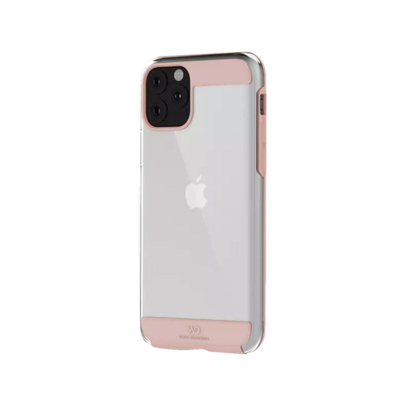WHITE DIAMONDS Innocence Clear Handyhülle, Apple iPhone 11, Rosegold