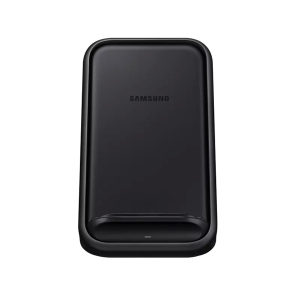 SAMSUNG Wireless Charger Stand Induktive Ladestation, Schwarz