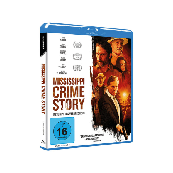 Mississippi Crime Story Ltd. - (Blu-ray)