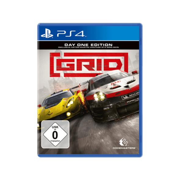 GRID - PlayStation 4