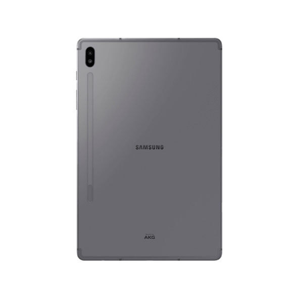 SAMSUNG Tab S6 LTE, Tablet, 256 GB, 8 GB RAM, 10.5 Zoll, Android 9, Mountain Grey