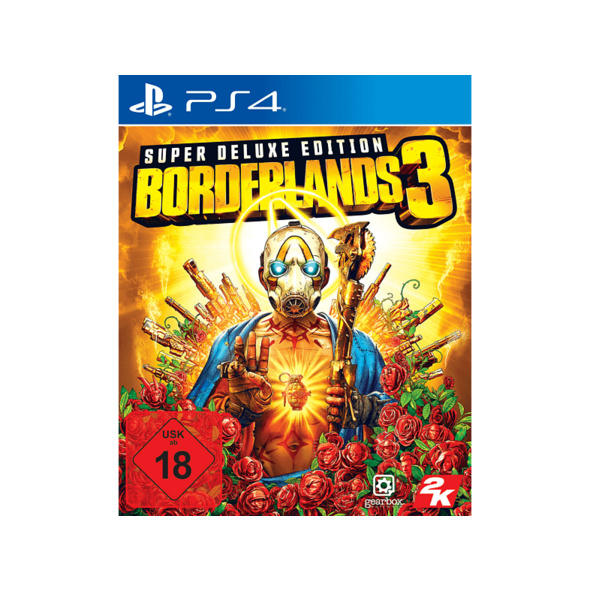 Borderlands 3 (Super Deluxe Edition) - PlayStation 4