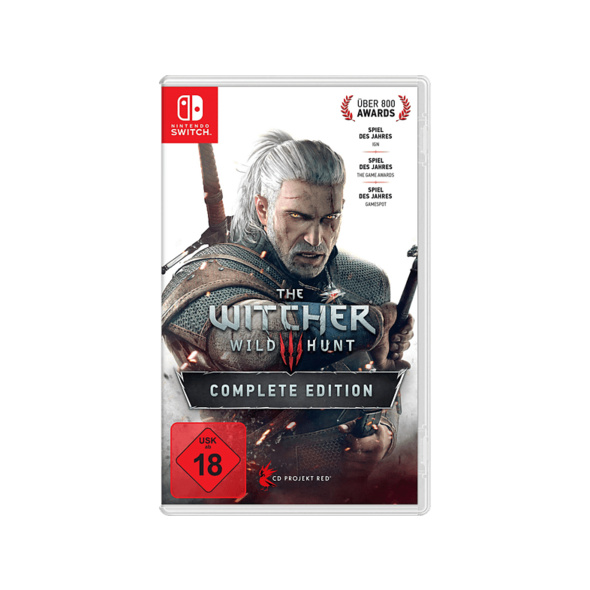 The Witcher 3: Wild Hunt - Complete Edition - Nintendo Switch