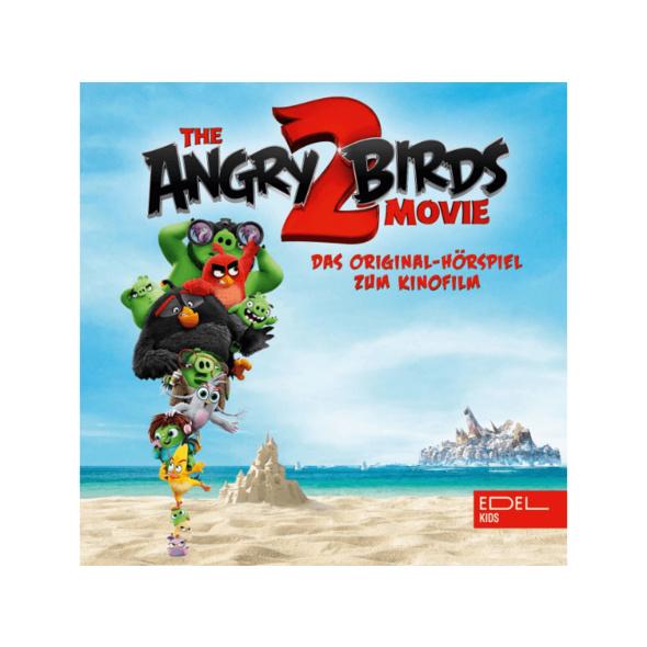 Angry Birds 2-Hörspiel zum Kinofilm - 1 CD - Kinder/Jugend