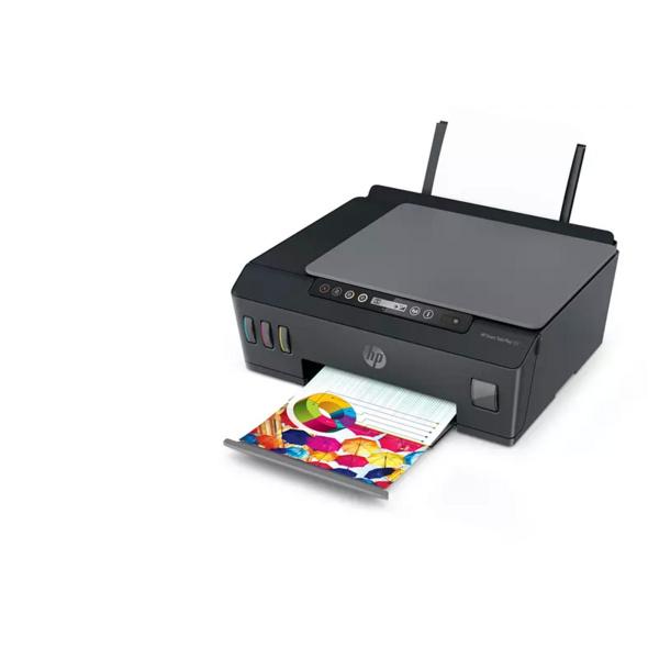 HP Smart Tank Plus 555, Multifunktionsdrucker, Schwarz