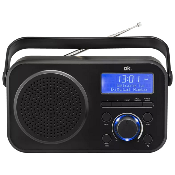 OK. ORD 210 DAB+, Digitalradio