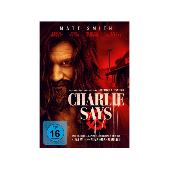 Charlie Says - (DVD)