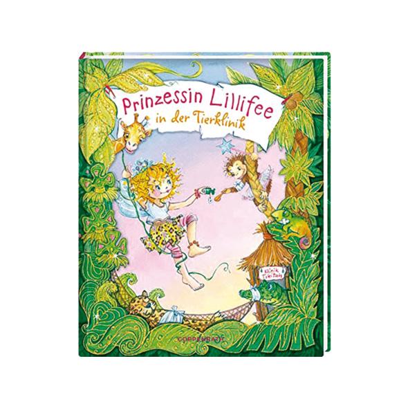 Prinzessin Lillifee in der Tierklinik, Kinder (Hardcover)