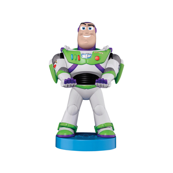 CABLE GUYS Cable Guy - Buzz Lightyear Controller- oder Phonehalterung, Mehrfarbig