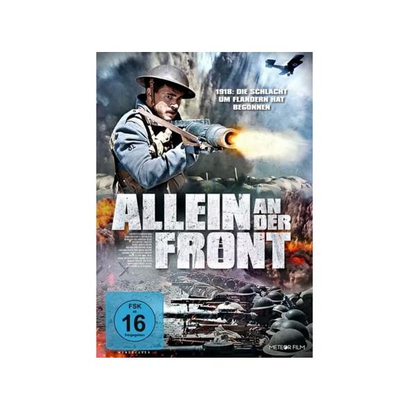 Allein an der Front - (DVD)