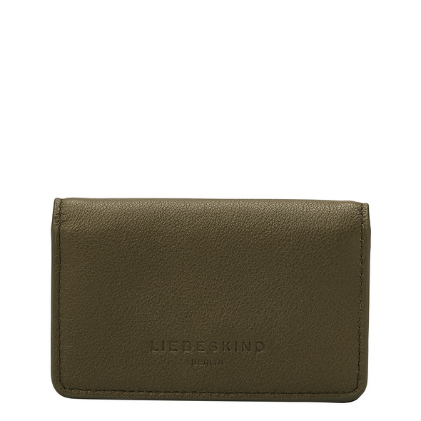Geldbörse aus Leder - Basic Cardie