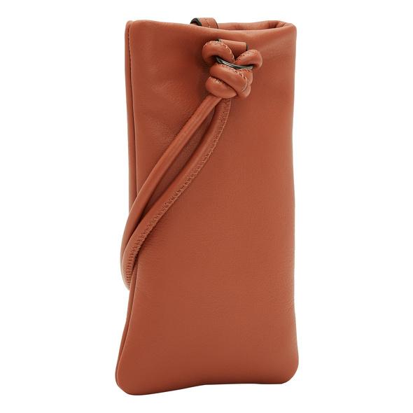 Handyhülle zum Umhängen aus Leder - Fab Mobile Pouch