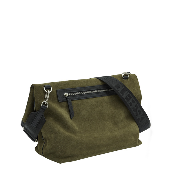 Minimalistische Tote-Bag aus Wildleder - Lynn Suede Tote L