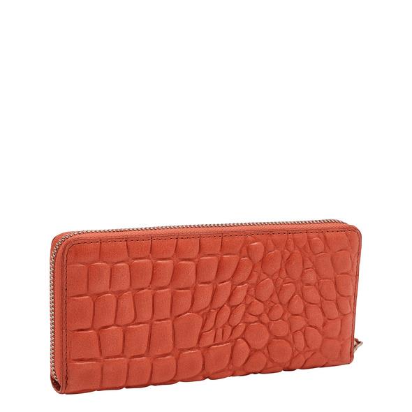 Portemonnaie in Kroko-Optik - Carrie Sally
