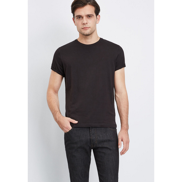 Doppelpack T-Shirt Rundhals