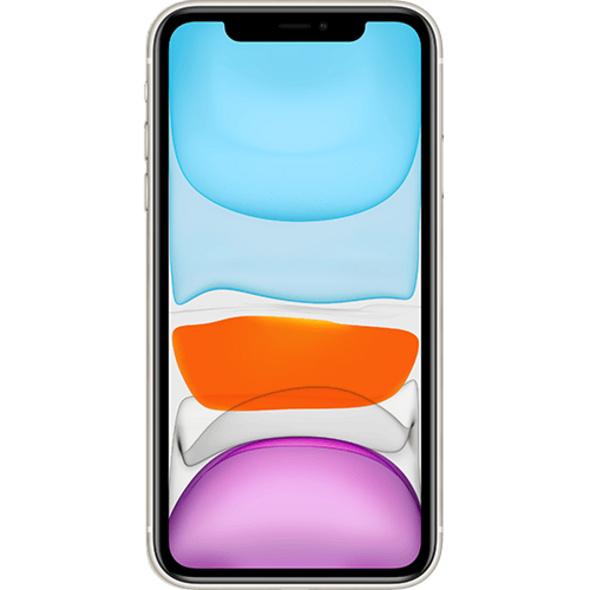 Apple iPhone 11 64 GB Weiss